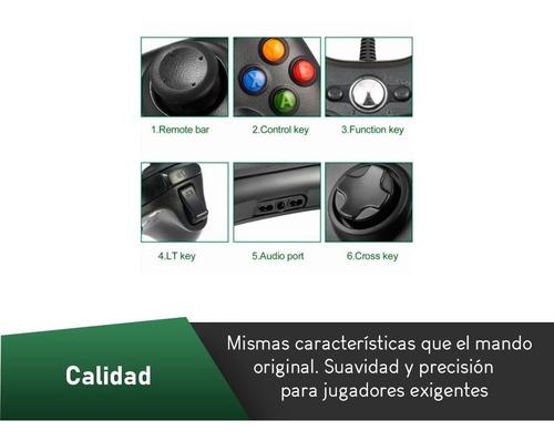 control xbox joystick