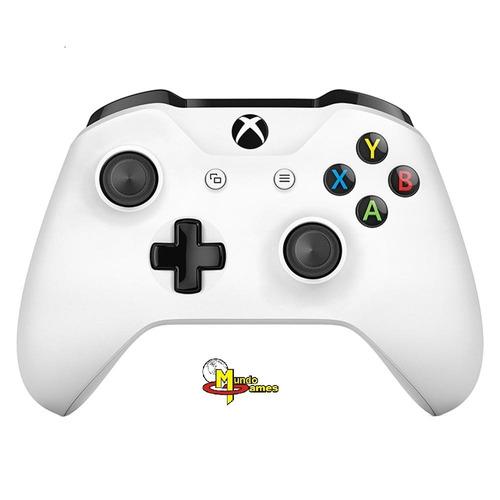 control xbox one, blanco, wireless nuevo