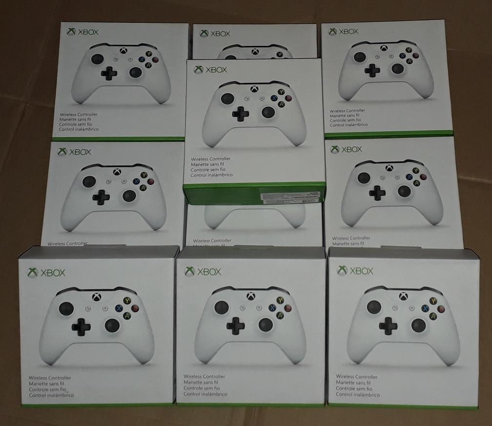 Control Xbox One - One S Entrada 3 5mm Bluetooth Sellados