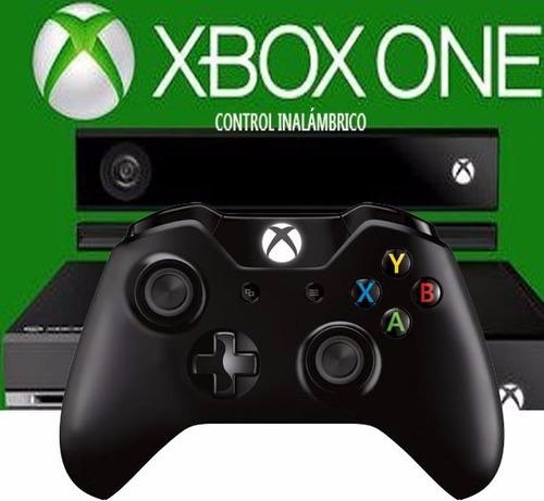 control xbox one original  mando inalambrico
