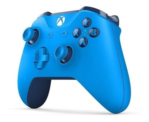 control xbox one s azul edición especial!!!