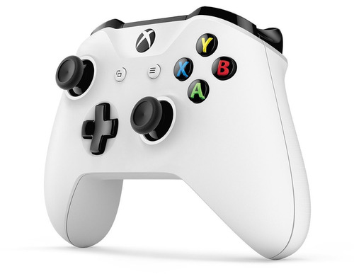 control xbox one s inalambrico blanco microsoft original new