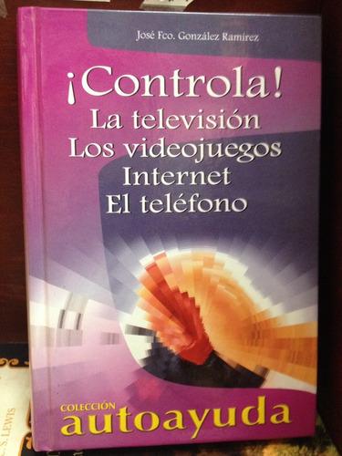 controla la televisión los videojuegos internet el telefono