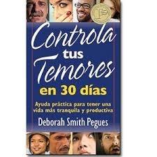 controla tus temores en 30 dìas (libro nuevo)