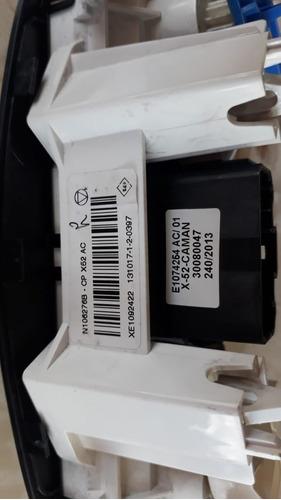 controlador ar condicionado sandero logan 2014-2017