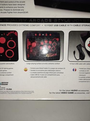 controlador arkade ps3, mandos 1- 8 botones