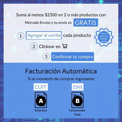controlador autónomo tarjeta  electromagnetica a702w-mif