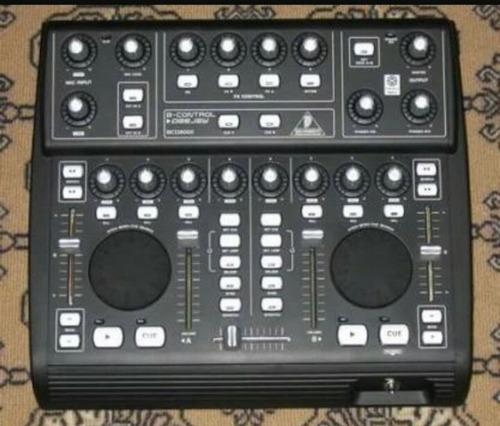 controlador behringer bcd 3000