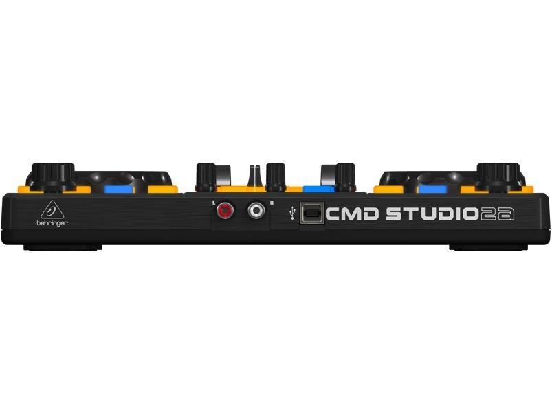behringer cmd studio 2a manual