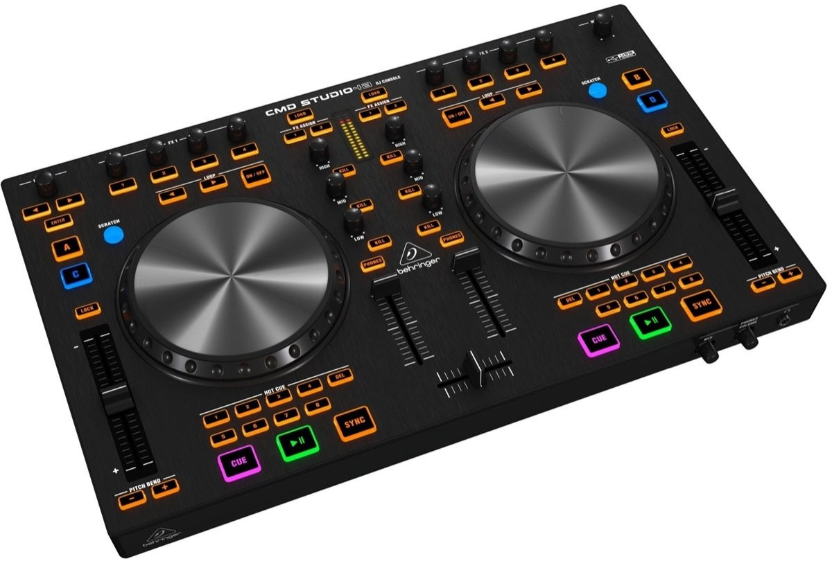 BEHRINGER CMD STUDIO 4A DRIVER DOWNLOAD
