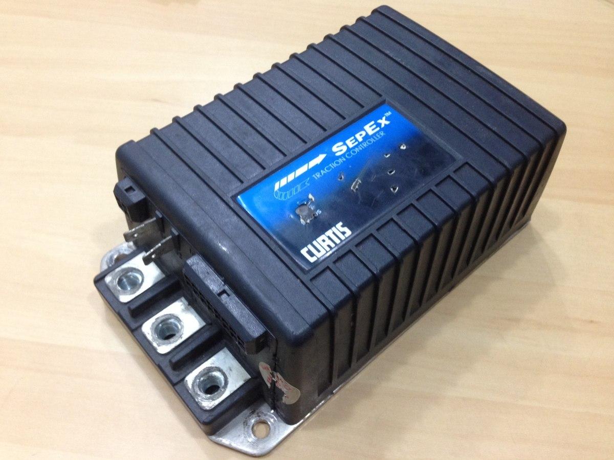 Controlador curtis 1243 4320 24 36 volts usado r 1 for Curtis dc motor controller 1243