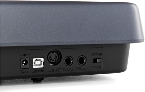 controlador de 88 teclas, usb midi,  keystation 88ii m-audio