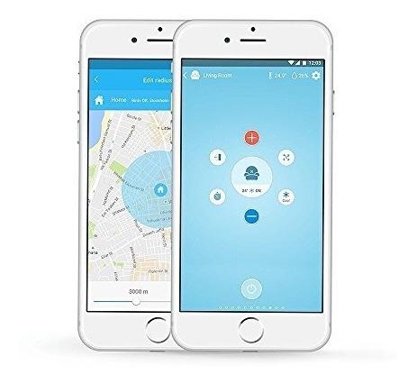 Wi-Fi Compatible con  Alexa y Google Home compatible con iOS y Android Controlador de aire acondicionado Sensibo Sky