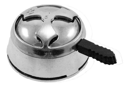 controlador de calor kaloud lotus moon prata para narguile