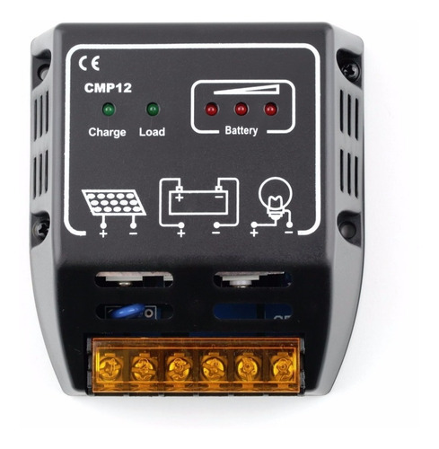 controlador de carga painel solar 10a