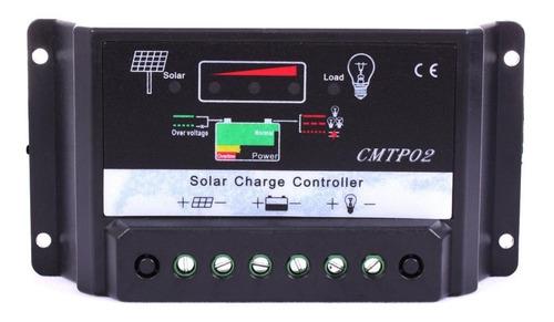 controlador de carga painel solar 30a-12/24v