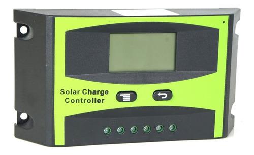 controlador de carga painel solar automatico 20a 12v/24v