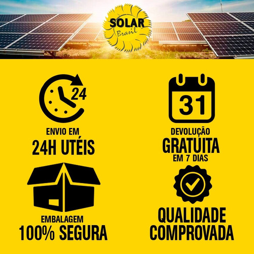 controlador de carga solar mppt srne 2440 40a 12/24v