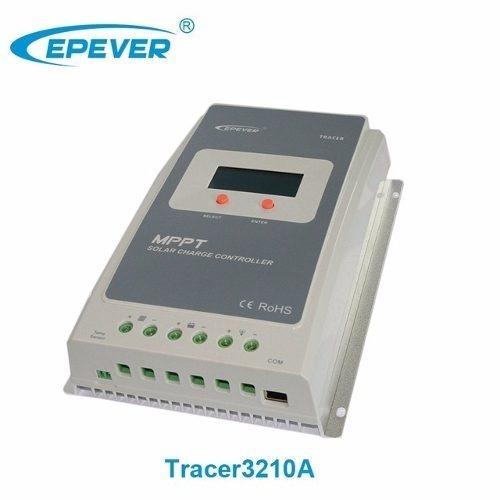 Controlador De Carga Solar Tracer Epever Mppt 30a