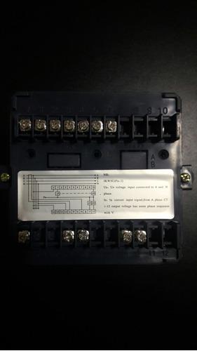 controlador de fator de potência pf-6