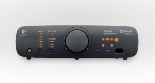 controlador de logitech z906