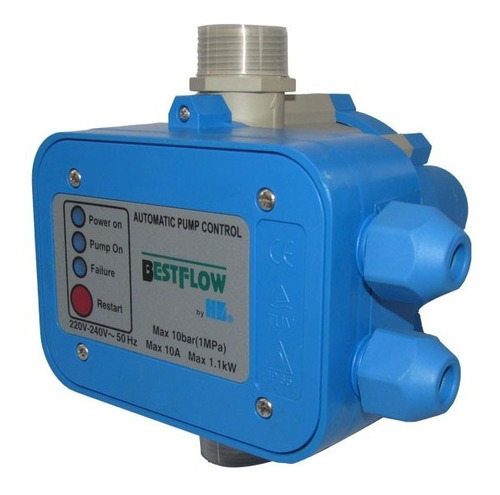 controlador de presion bomba de agua auto pump go(nuevo mod)