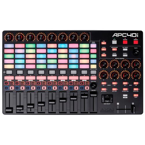 controlador de software ableton live p/ dj akai apc40 mkll
