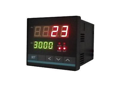 controlador de temperatura pid universal con salida de relé