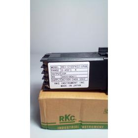 Controlador De Temperatura Rex-c100 De 0-400~c