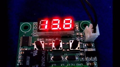 controlador de temperatura ( termostato digital  -50 à 110 )
