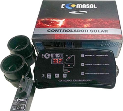 controlador digital de temperatura para piscinas com sensor