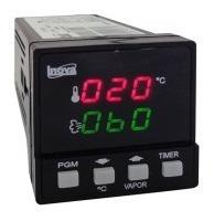 controlador digital inv5822 + brinde termopar tipo j 1,50mt