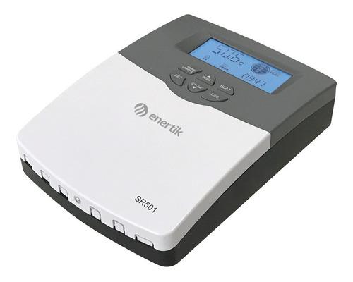 controlador digital premium para termotanque solar sw-sr501