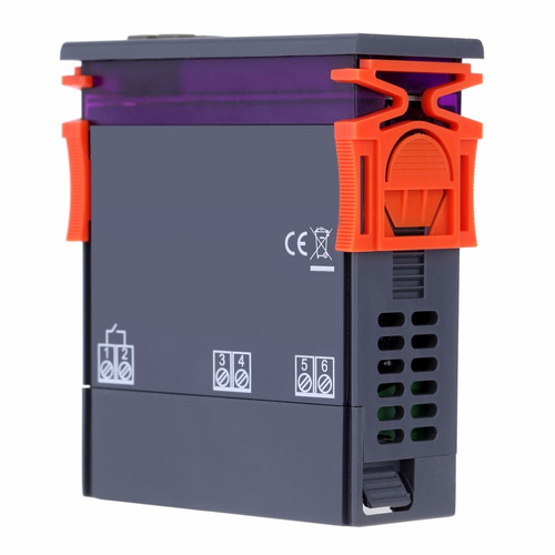 controlador digital temperatura 12v termostato geladeira