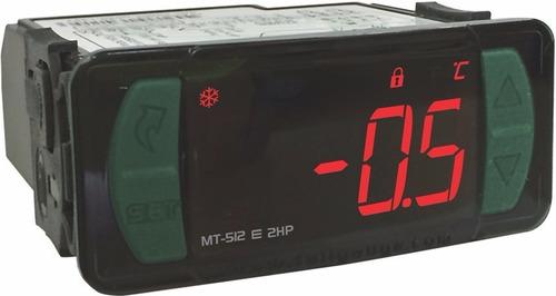controlador digtal full gauge mt 512e 2hp bivolt c/sensor