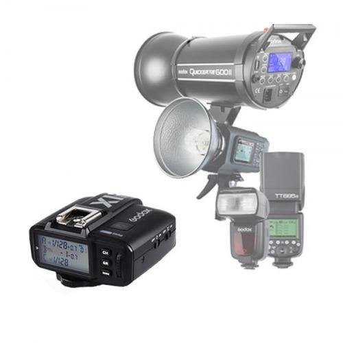 controlador disparador x1 godox para sony