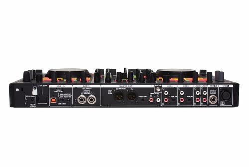 controlador dj denon mc 6000 mk2 4 canales stock hoy!
