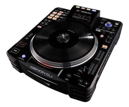 controlador dj denon sc3900  media player usb lector cd