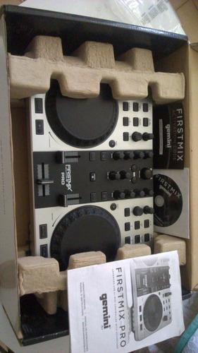 controlador dj gemini