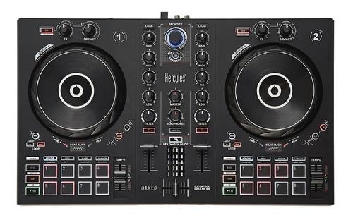controlador dj hercules inpulse 300 consola mixer dj audio