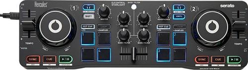 controlador dj hercules starlight + envio gratis