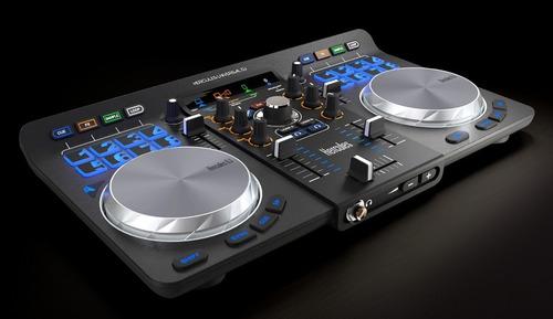 controlador dj hercules universal dj + envio gratis + cuotas