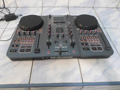 controlador dj -m- audio torq xponent