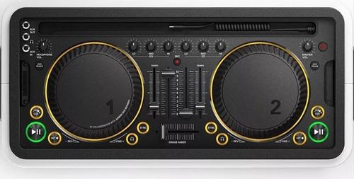 controlador dj m1x-d corneta bluetooth phillips-mezclador dj