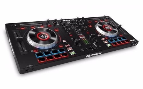 controlador dj numark mixtrack platinum para serato