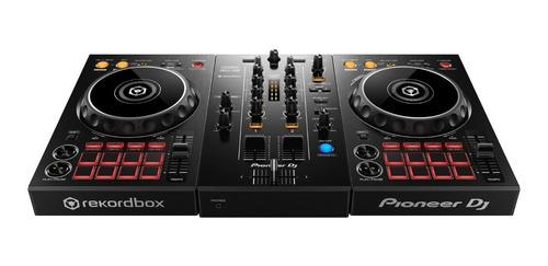 controlador dj pioneer ddj 400 de 2 canales para rekordbox