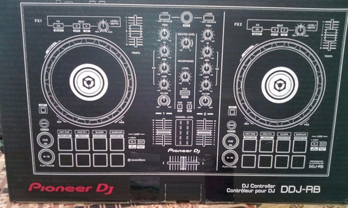 controlador dj pioneer ddj-rb - listo para estrenar