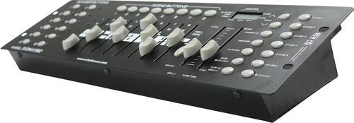 controlador dmx 512 luz disco led 16 canales schalter
