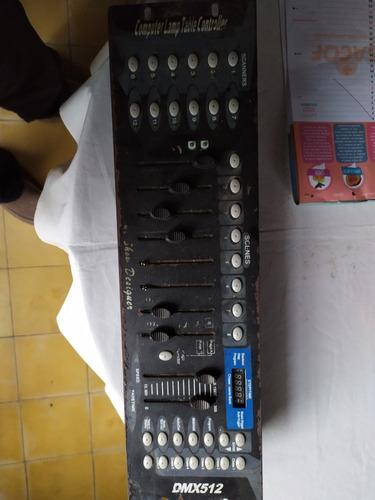 controlador dmx para repuesto