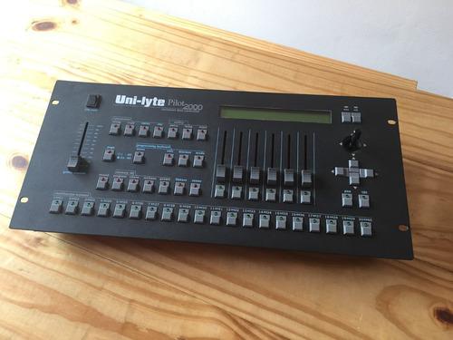 controlador dmx pilot 2000
